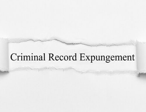 Expungement and Sealing