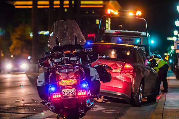 Criminal Traffic Offenses